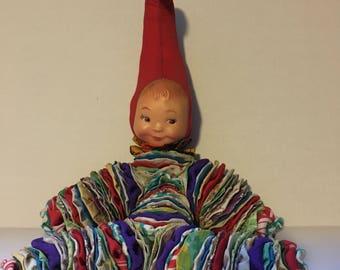 Yoyo clown doll