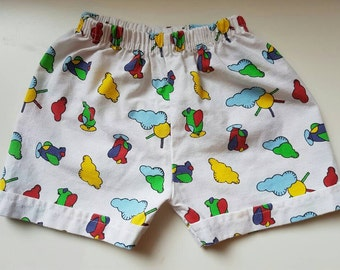 Vintage toddler shorts.  12 months