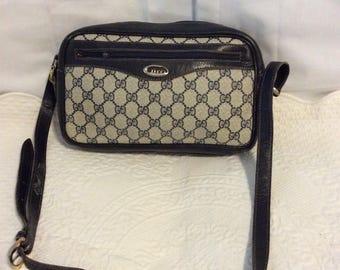 Vintage Gucci monogram bag
