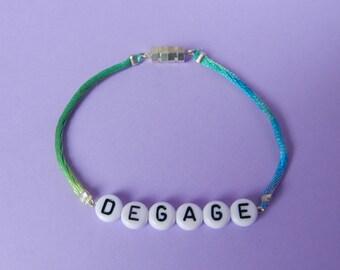 Bracelet clear
