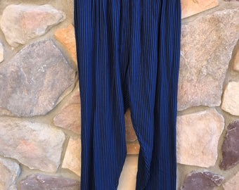 Made in Morocco Soft Harem Pants with Pockets