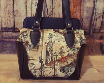 Pirate themed Aster Handbag