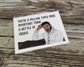 Vanderpump Rules Valentine Card