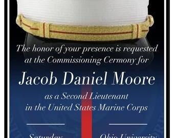 Marine Invitation