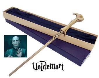 Voldemort wand etsy for Voldemort wand