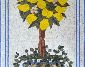 Mosaic Designs- Moroccan Lemon Tree