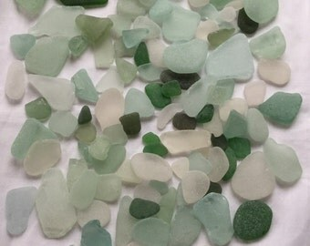 Craft Pack of Scottish Sea Glass CP 22.1.17.1