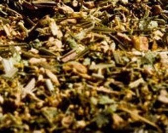 Ginger Lemon Herbal Tea  **Caffeine Free** - Certified Organic