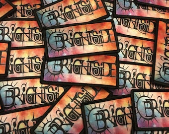 Brightside Sublimation Patch