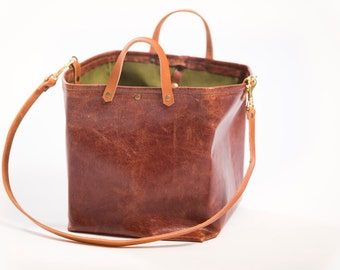 Bucket bag / Cross Body / Tote / Market bag