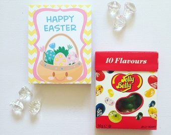 Kawaii Easter jelly beans cover