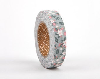 Out of town : apple blossom  | DailyLike Fabric Tape (DFTS34)