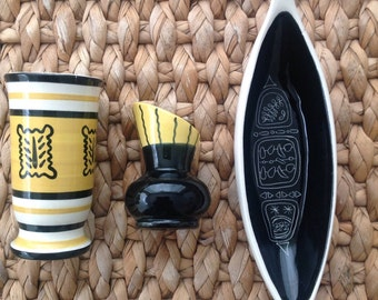 Australian Pottery x3 pieces