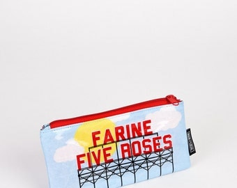 Farine Five Roses Pencil Case