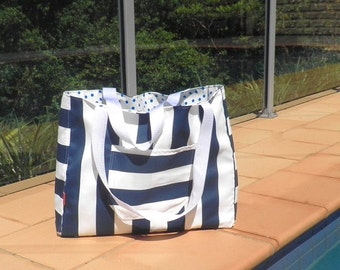 Beach Bag - Beach Tote - Summer Tote