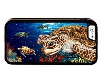 Sea Turtle iPhone 7 Case-iPhone 7 Plus