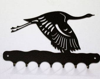 Hangs key pattern metal: crane