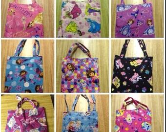 Childrens Activity Bag