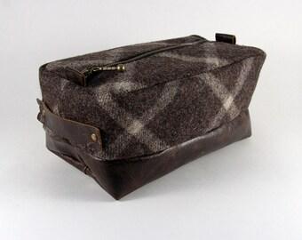 Premium Limited Edition - Toiletry Bag/Men's Gift/Dopp Kit/Travel Bag/Dopp Bag/Leather Dopp Bag/Shaving Kit/Shaving Bag/Mens Toiletry Bag