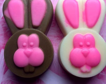 Bunny Shaped Wax Melts, House Warming Wax Melts.
