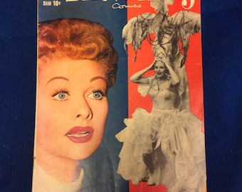 Comic Book - I Love Lucy -1959