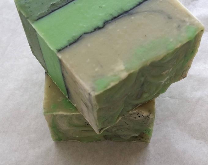 verdant artisan handmade soap
