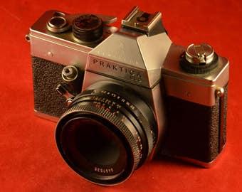 Praktica LLC 50 mm 2.8 M42
