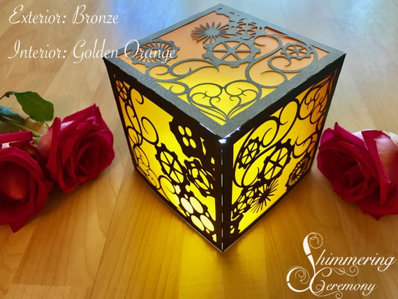Steampunk Luminary