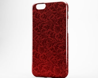Red Flower iPhone Case Red iPhone 7 Case Flower iPhone 6 Case iPhone 7 Plus Case Xperia Z Case iPhone 6 Plus Case iPhone SE Cover iPhone 5