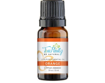 ORANGE- 100% Pure Essential Oil