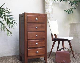 Vintage - vintage Chiffonier Dresser