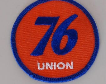 76 Union gas station patch