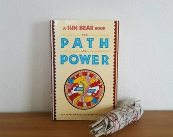 Sale-Vintage Book / The Path of Power / Sun Bear Book