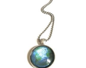 Earth - Upcycled Necklace