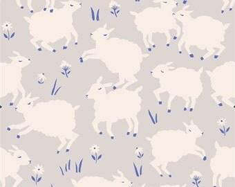Birch Fabrics Lamb Fog