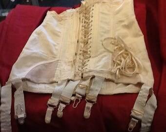 1920's vintage corset