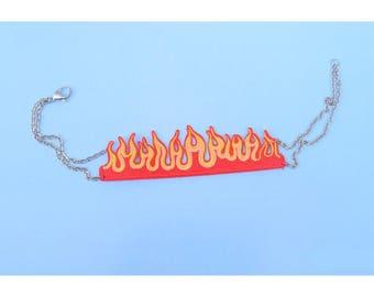FLAMBOYANT FLAME