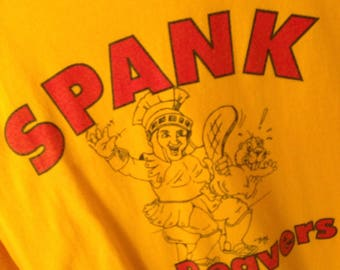 Spank the Beaver Tshirt