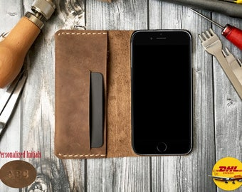 Leather Phone Case for iphone 6 wallet case, iphone 6 plus wallet case, leather iphone 6 case, leather iphone 6 plus case,iphone 6 plus case