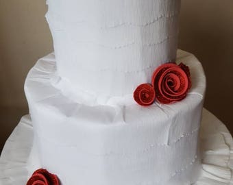 Wedding, birthday cake celebration Pinata