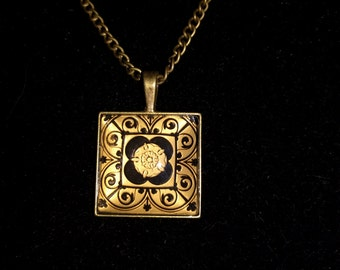 Game of Thrones House Tyrell Pendant
