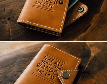 Leather Passport Cover Travel Passport Personalized Wallet Passport Cover... Custom Full Grain Leather Passport