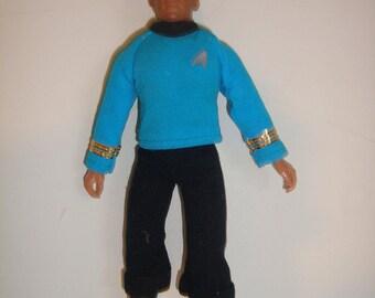 Mego Star Trek Spock Vintage Action Figure 1974