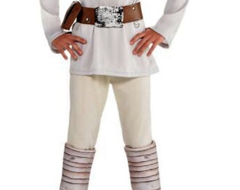 Inspired by Episode IV: A New Hope- Costume for kids and tweens in sizes 5 to size 14