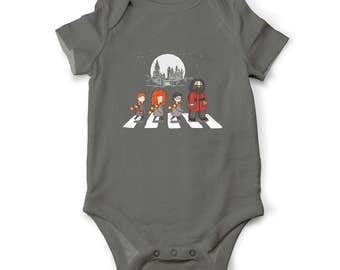 Harry Potter baby bodysuit, Cute baby clothes, Unique baby shower gift