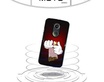 The Weed Bowl  for Moto x e g G2 G3 Moto X 2nd GenPhone Case