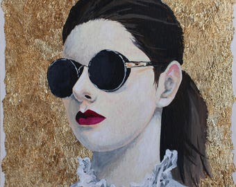 Portrait on request