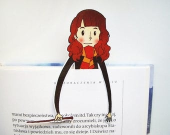 Hermione - Harry Potter bookmark