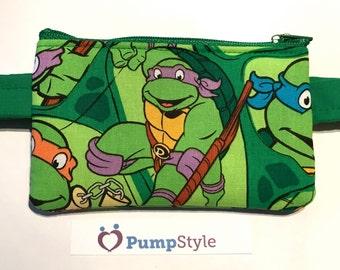 Teenage Mutant Ninja Turtles Insulin Pump Pouch