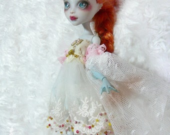 Elia OOAK Monster high doll
